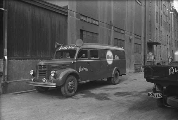 Blenda-bussen fra 1953